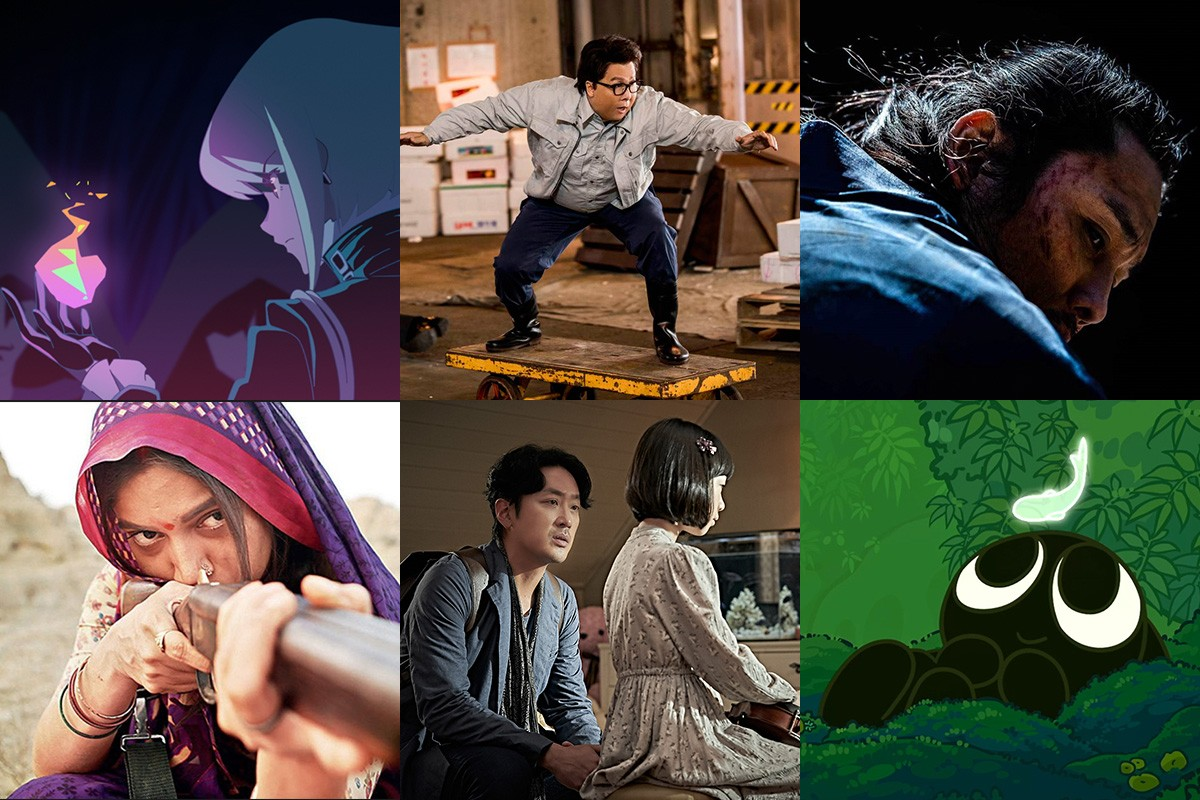 Recull d'algunes pel·lícules del Festival Nits de cinema oriental
