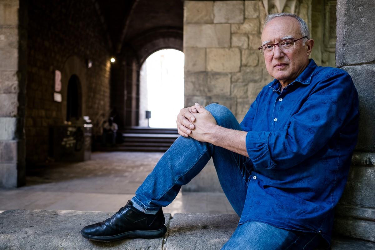 Salvador Cardús, entrevistat a NacióDigital.