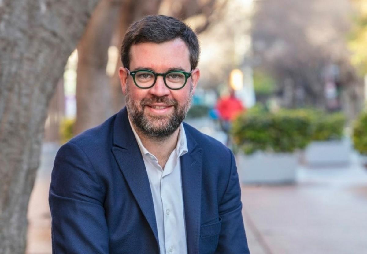 Antoni Noguera, tinent de batle de Cultura i Benestar Social de l'Ajuntament de Palma