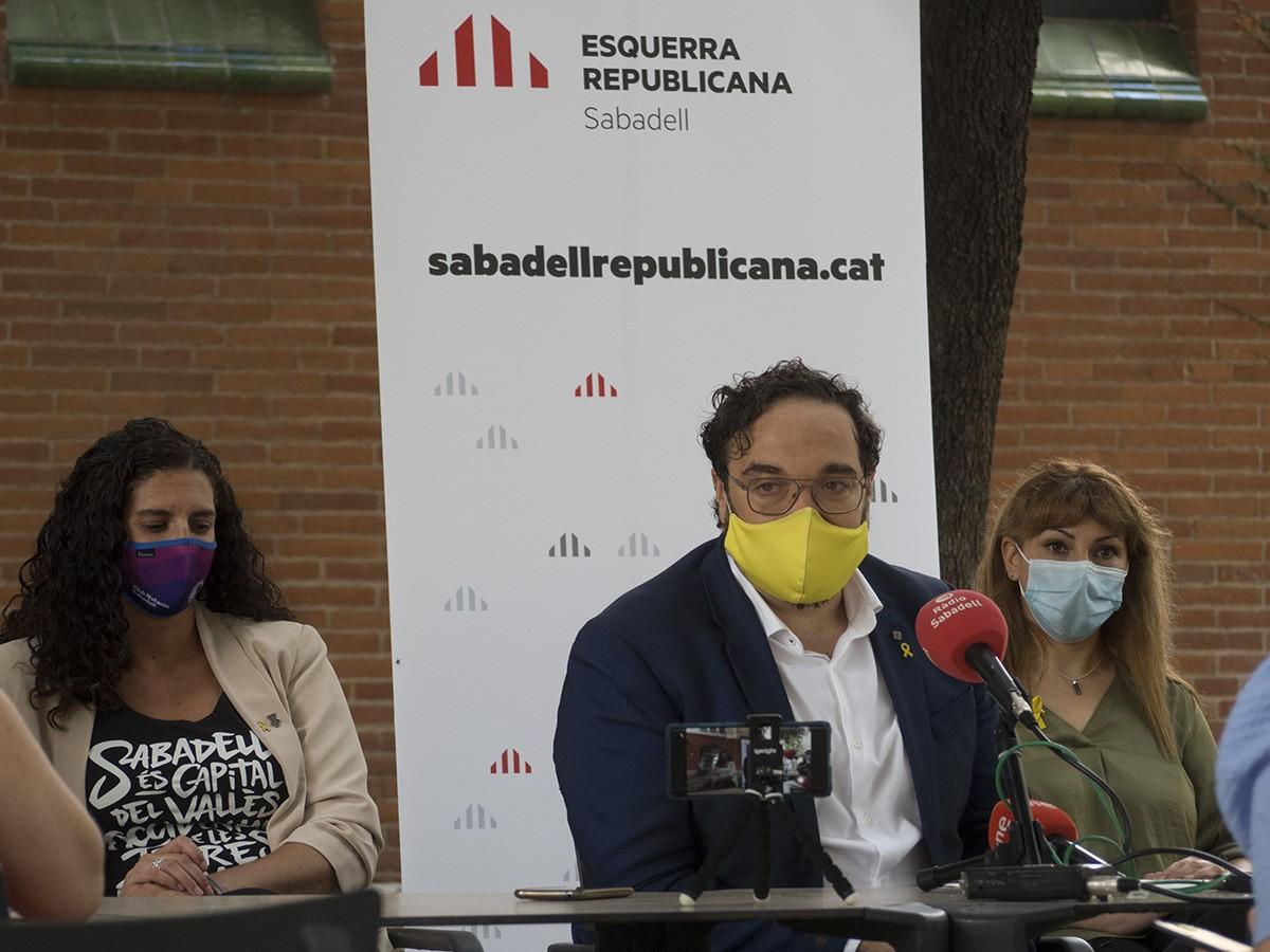 El ja exregidor Juli Fernàndez