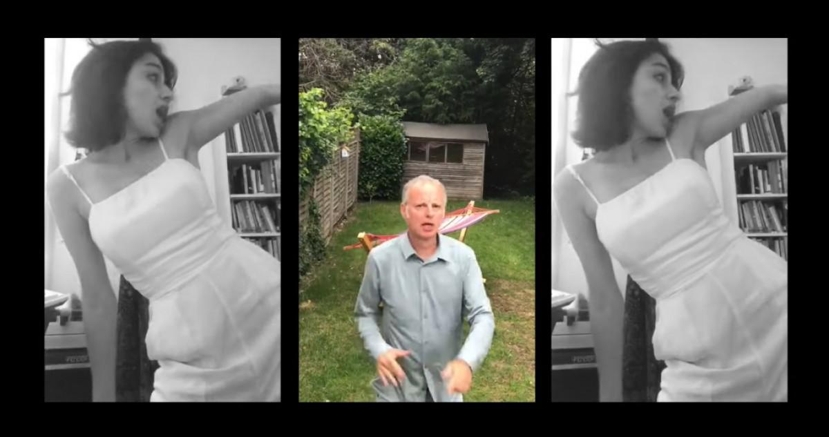 Fotograma de «La vida és molt avorrida sense el teu cos (Dance Edit)»