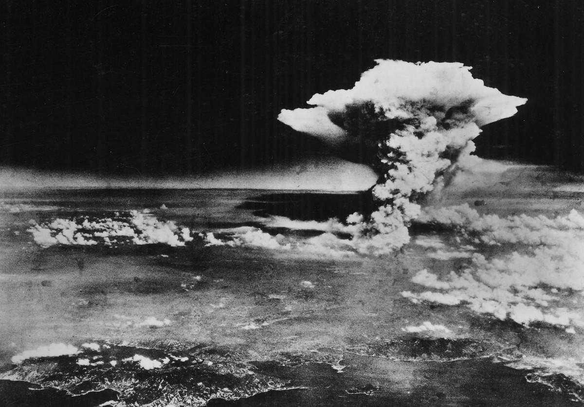 La bomba llançada sobre Hiroshima va iniciar el darrer capítol de la II Guerra Mundial.