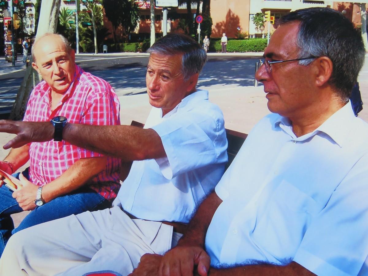 Josico, Julianín i Pepe van presenciar l'assassinat de Facerias el 1957