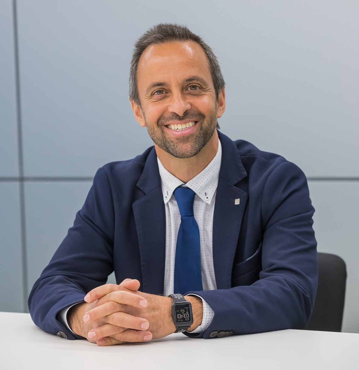 Ramon Sentmartí, director gerent de PRODECA
