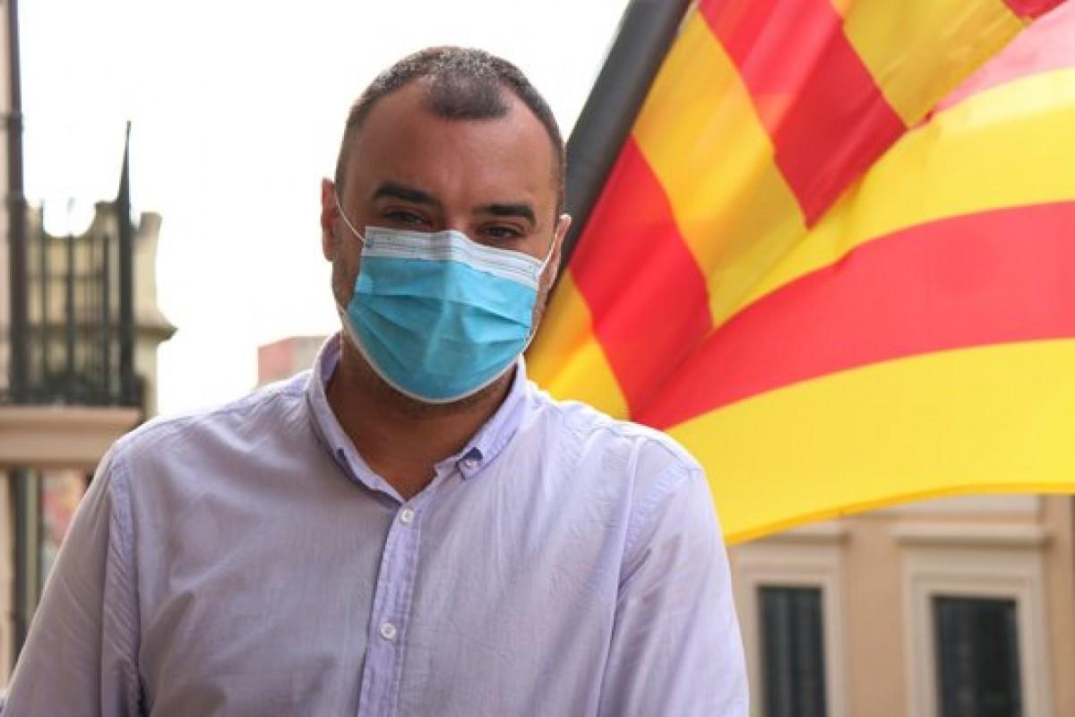 L'alcalde de Terrassa, Jordi Ballart.