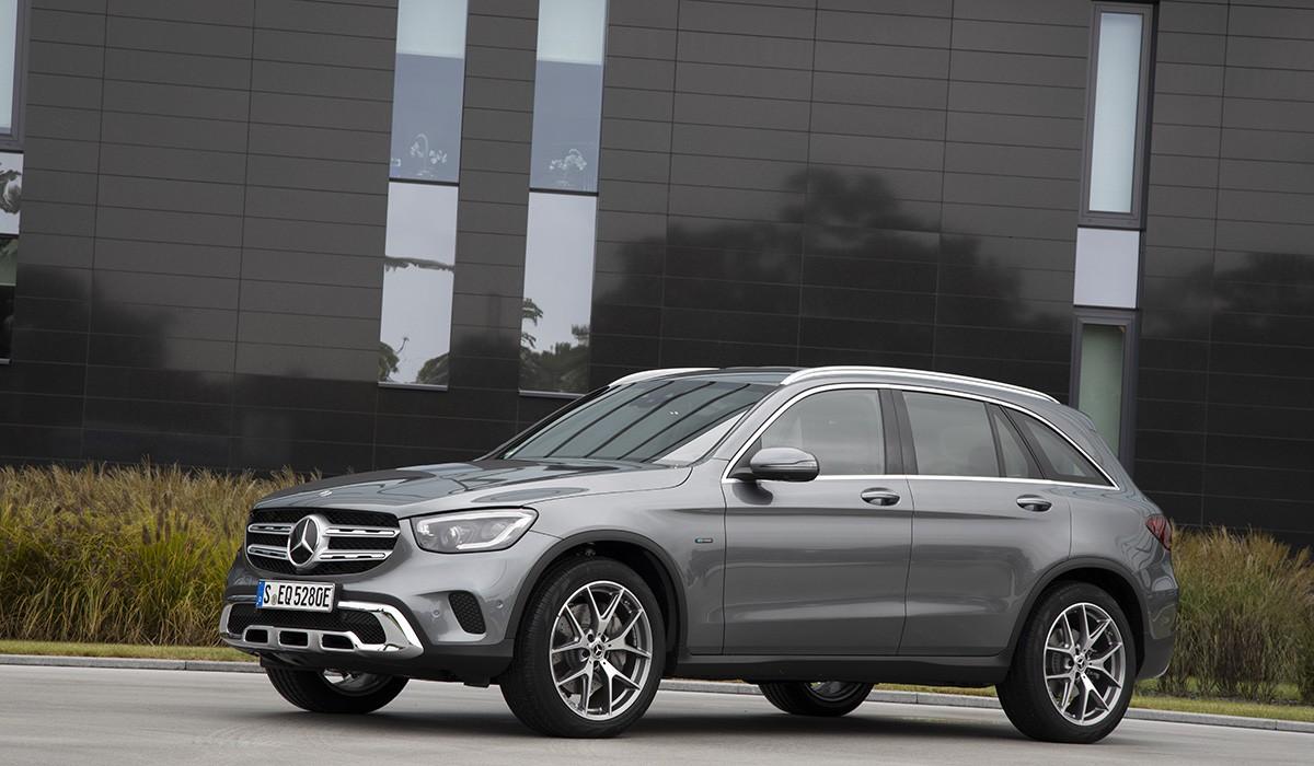 Arriben els nous Mercedes-Benz GLC 300 EQ Power