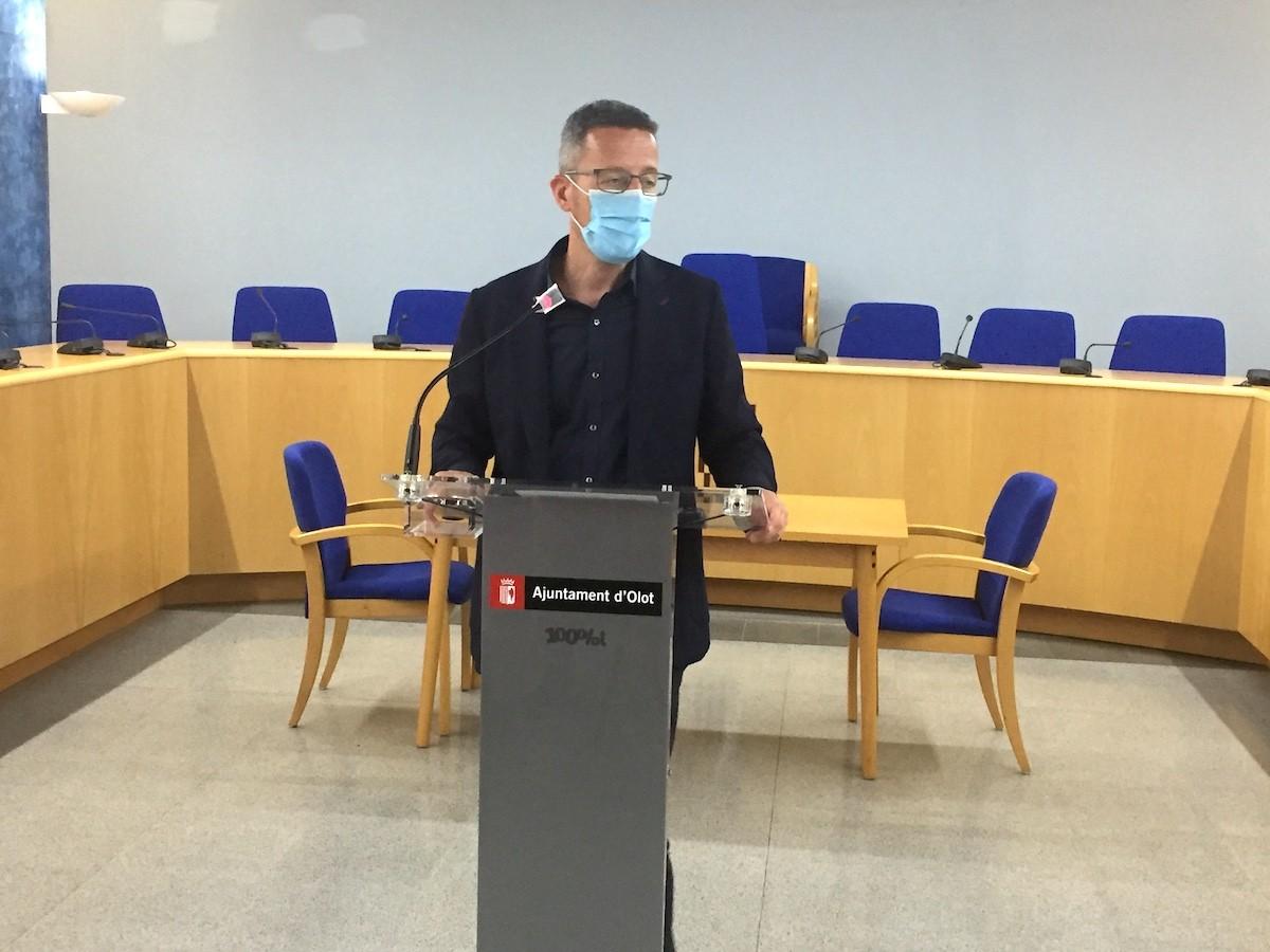 Estanis Vayreda ha passat comptes sobre les mesures econòmiques per la Covid-19.