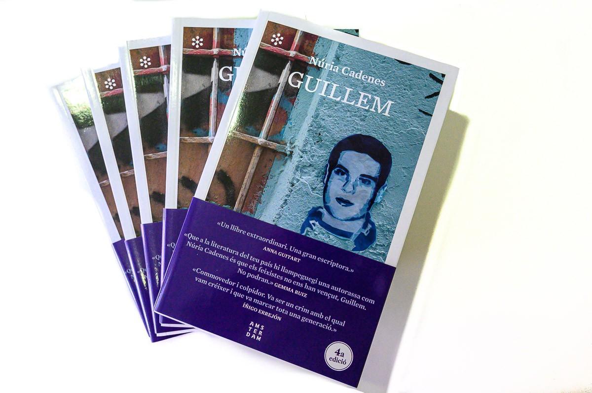 Exemplars del llibre «Guillem» per a sortejar entre els subscriptors