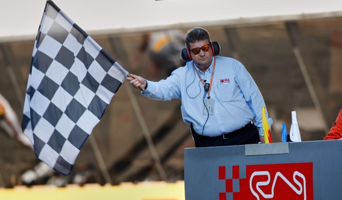 Josep Lluís Santamaría, director del Circuit de Barcelona-Catalunya, en una imatge d'arxiu