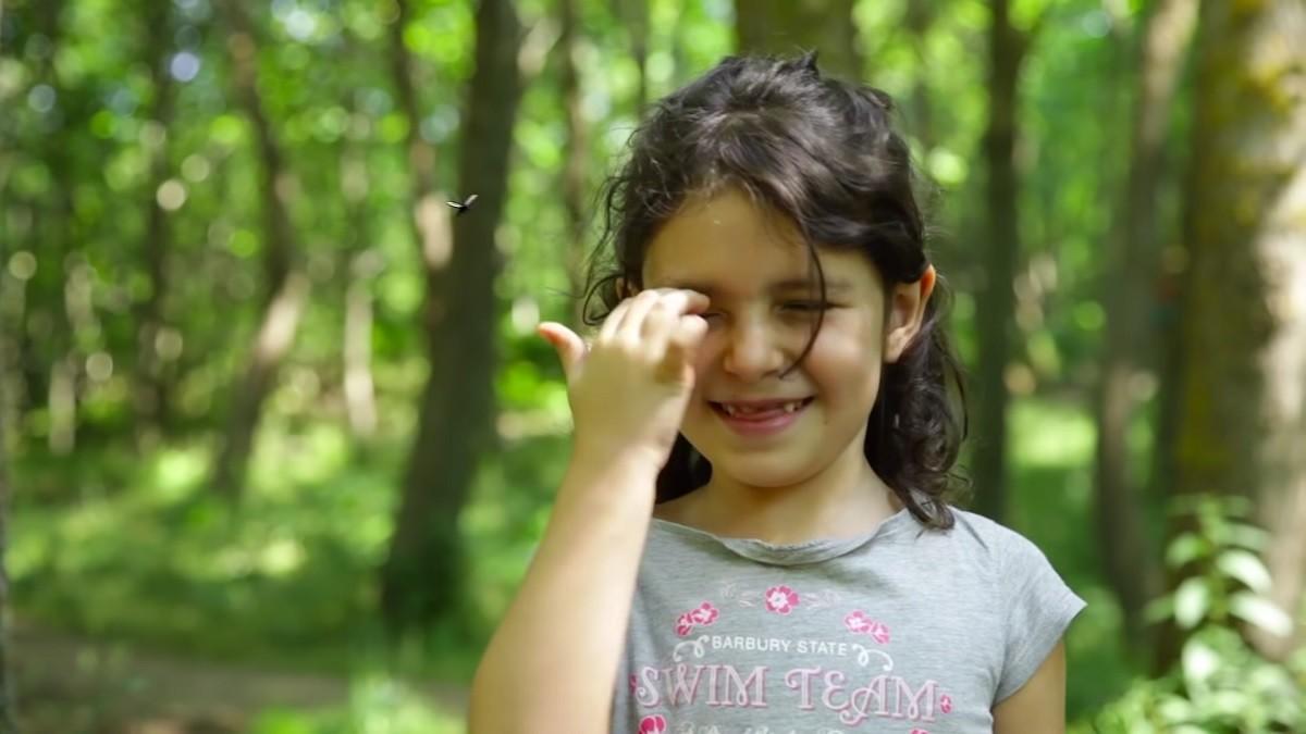 Frame del videoclip