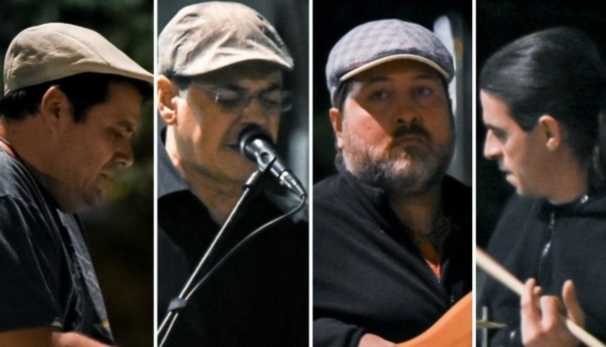 Rustic Blues Band.