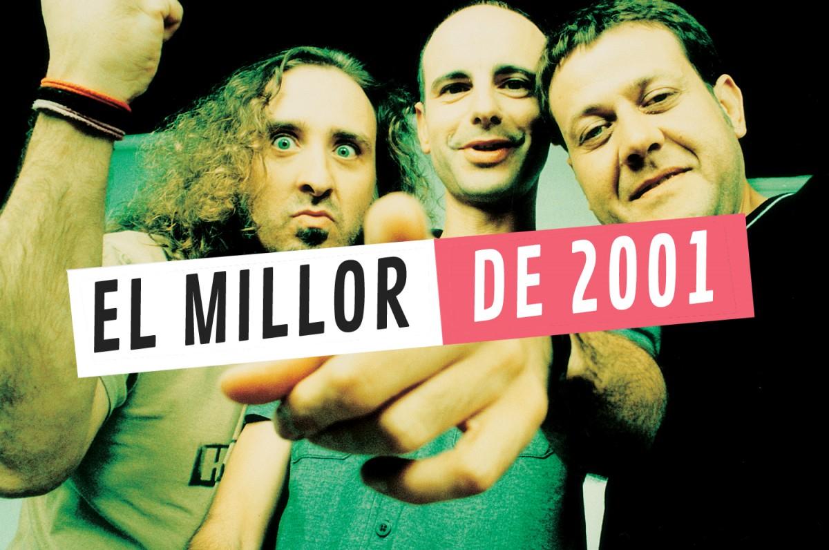 El millor de 2001