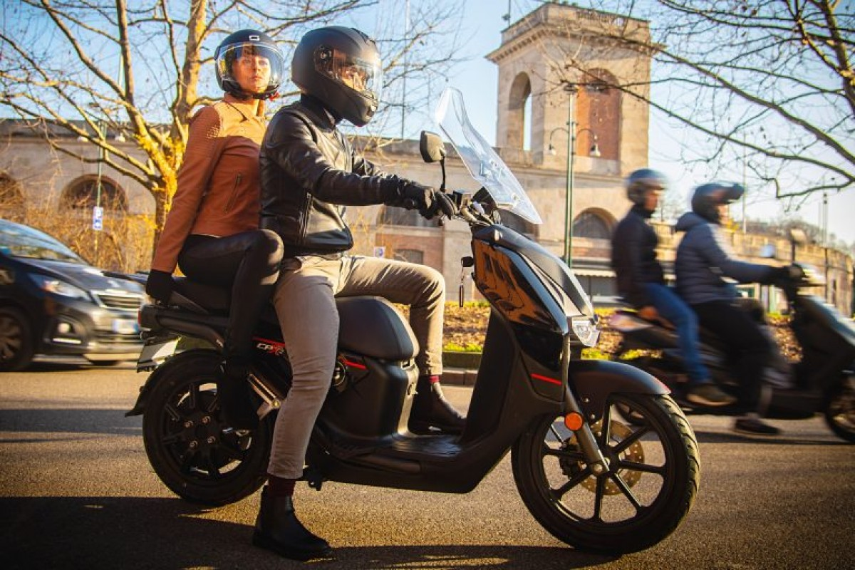 L'aposta de Xiaomi per a la mobilitat urbana, el Super Soco CPx