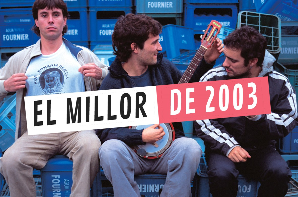 El millor de 2003