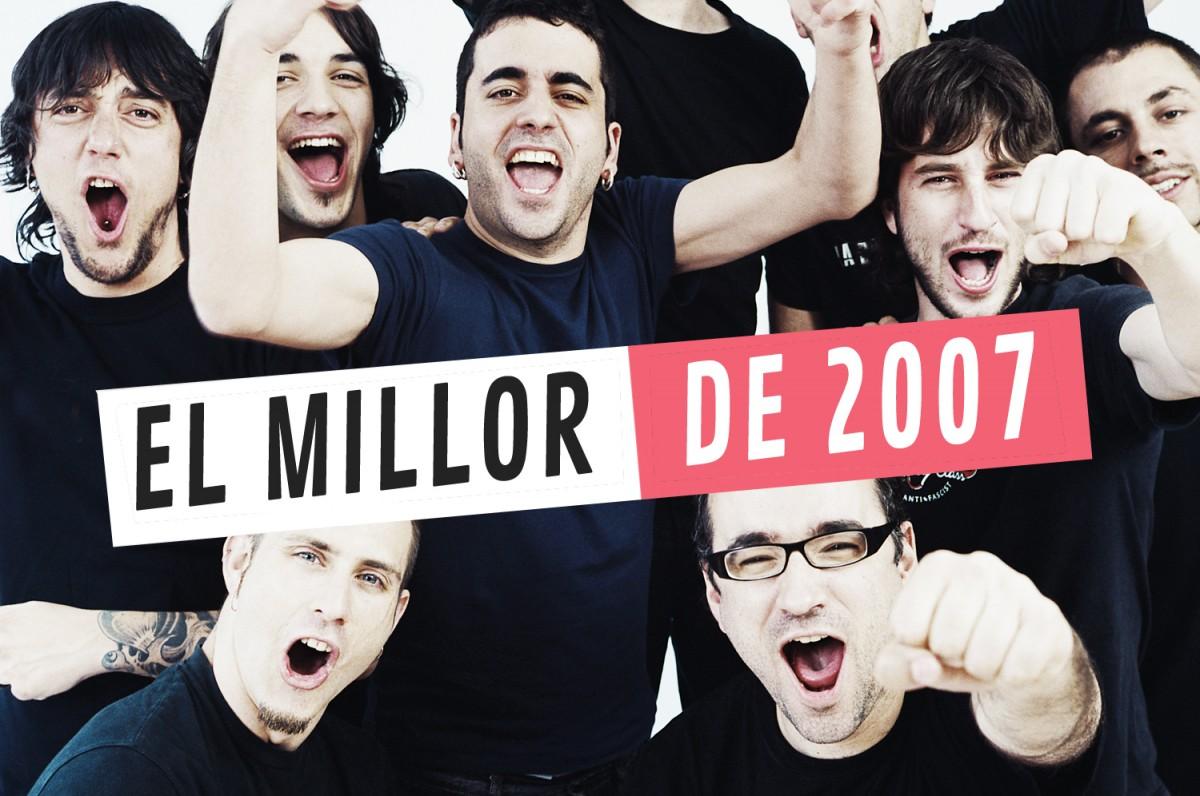 El millor de 2007