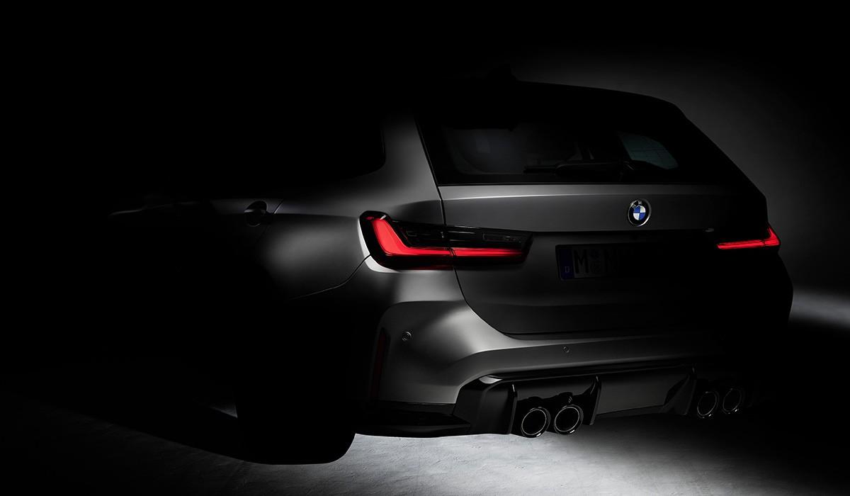 Aquest cop si, el nou BMW M3 Touring arribará a la producció