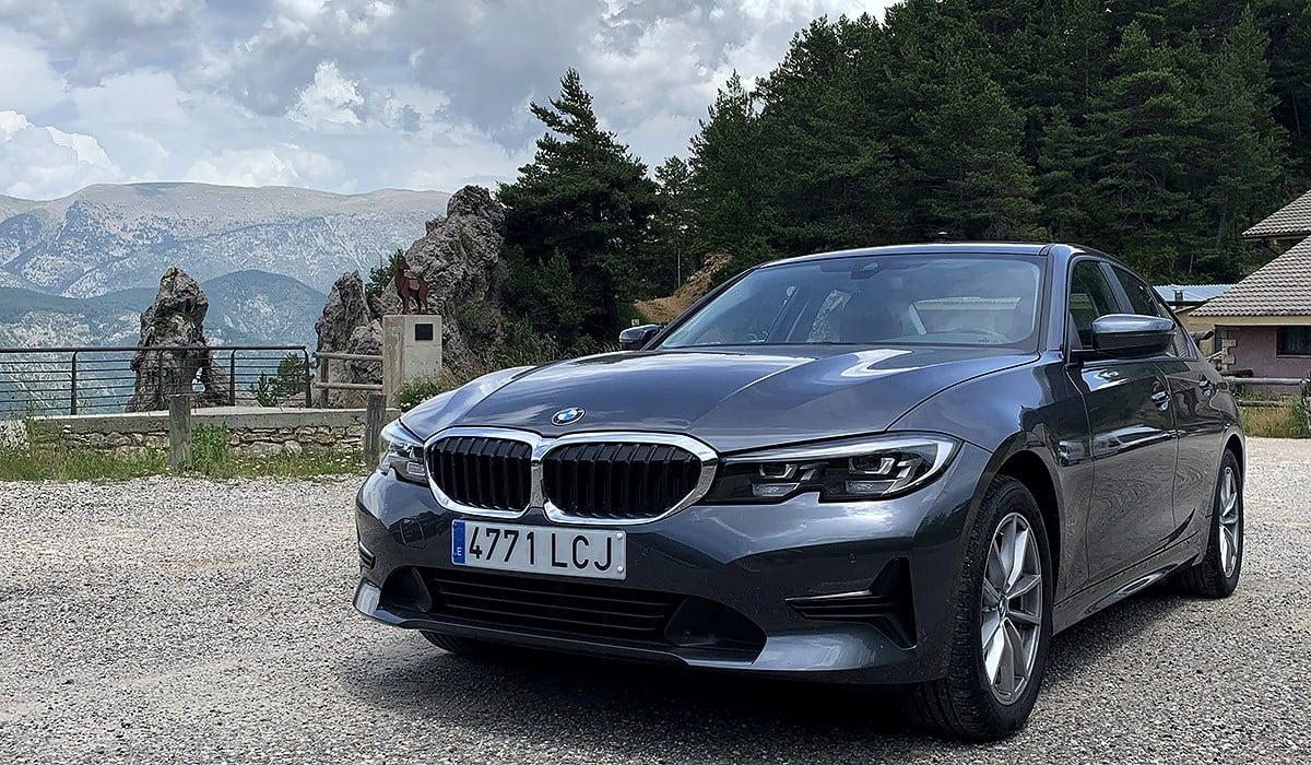 BMW 318d tot un clàssic de les nostres carreteres i un valor segur