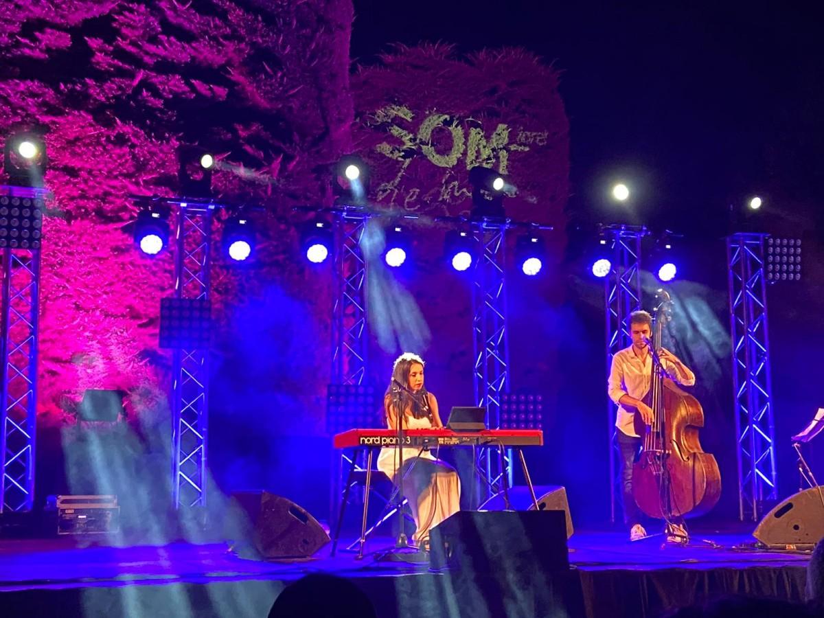 Gemma Humet al festival Som de Mar 2020