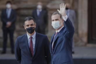 Felip VI, a les portes dels indults: «Són temps que demanen sentit del deure»