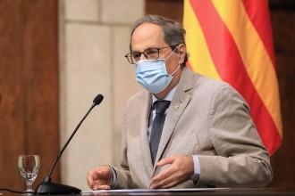 Torra activa el tràmit perquè la Generalitat es personi en la causa del 3%
