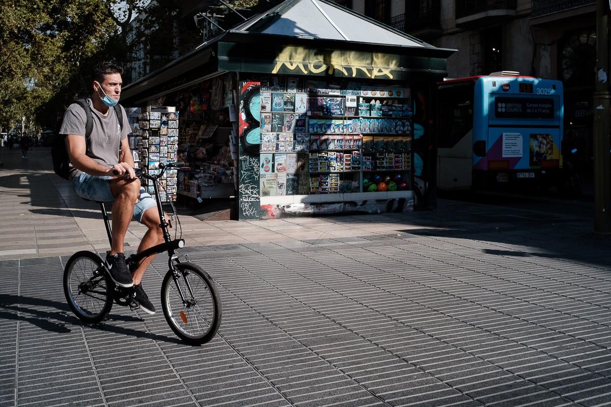 Un ciclista per Barcelona