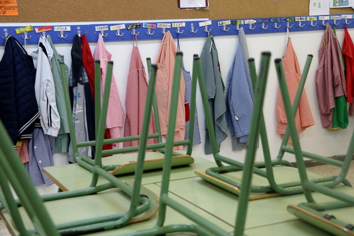 Actualment hi ha 1.011 centres amb aules tancades.