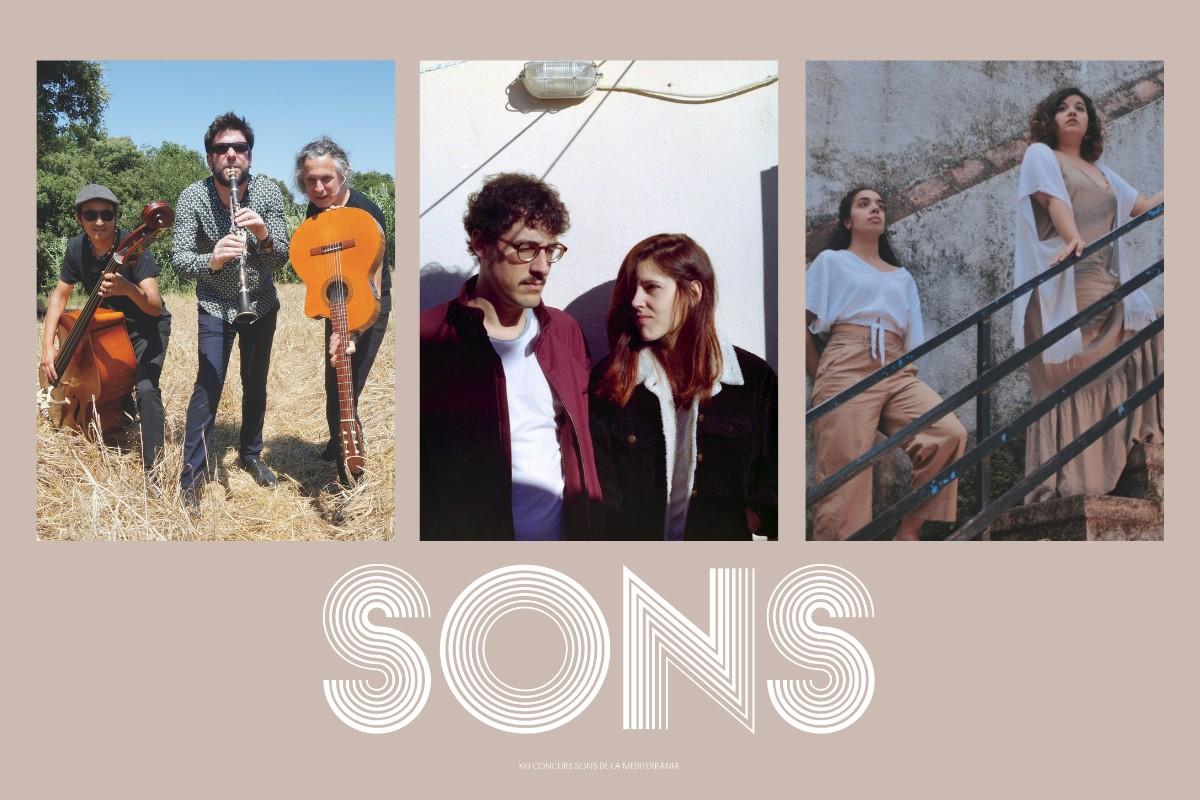 Cat Klezmer Trio, Laura Esparza i Carlos Esteban i Tecum Terra, finalistes del Concurs Sons