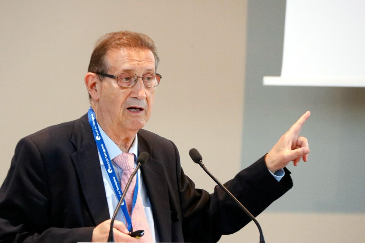Joan Amorós, president de Ferrmed.