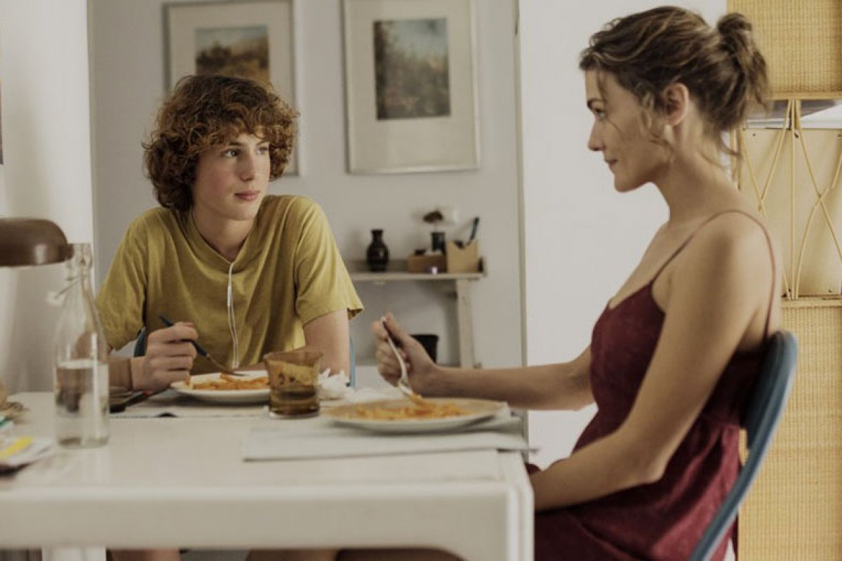 Una escena de «Madre»