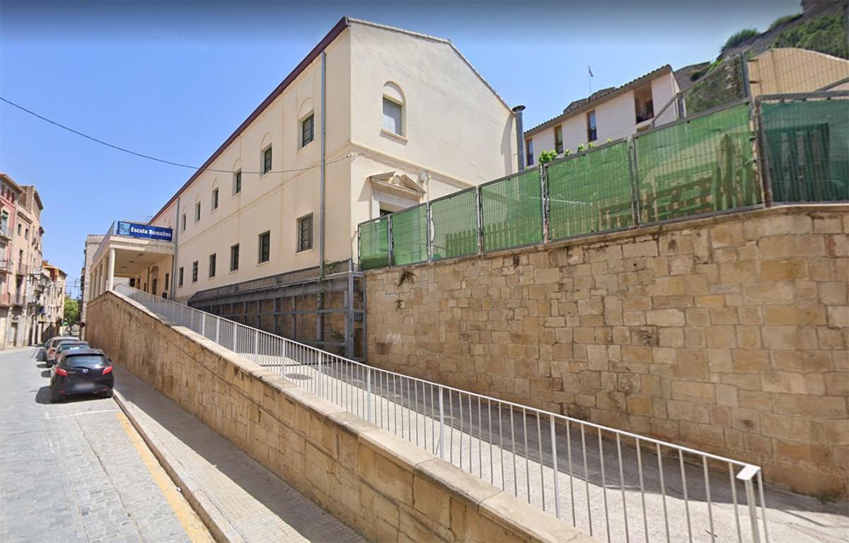 Escola pública de Remolins, a Tortosa