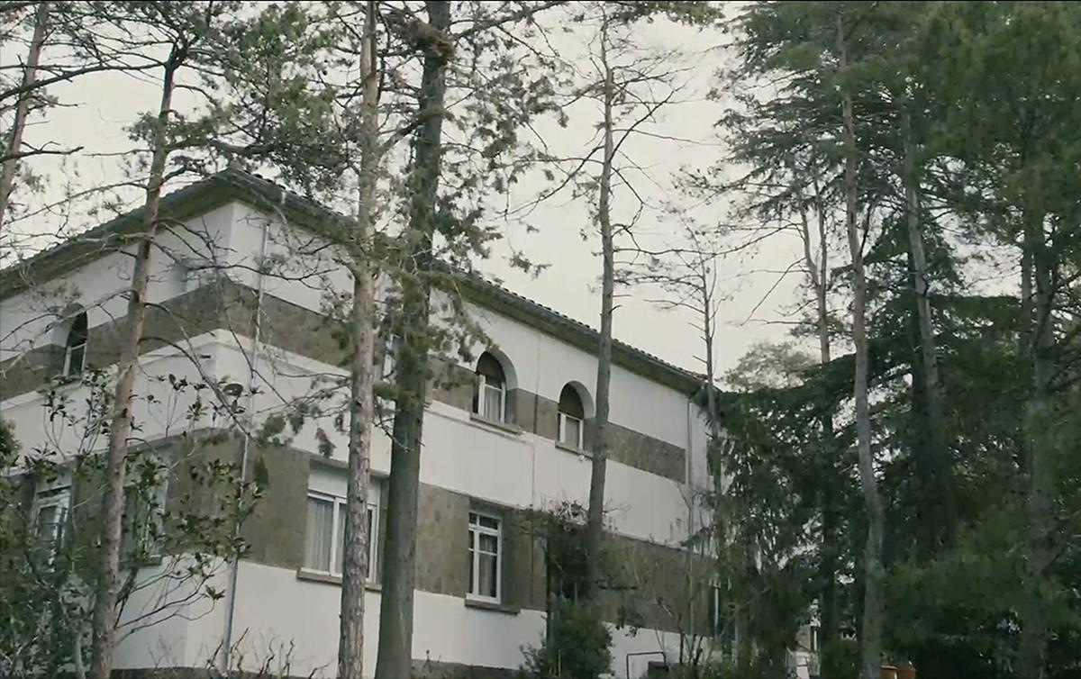 La residència de salut mental Montcel de Sant Boi de Lluçanès