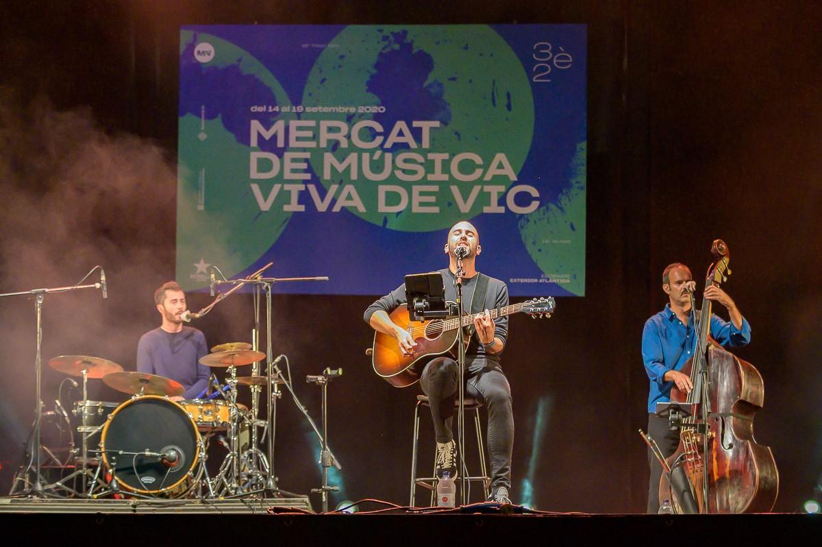 Concert de Blaumut al MMVV 2020