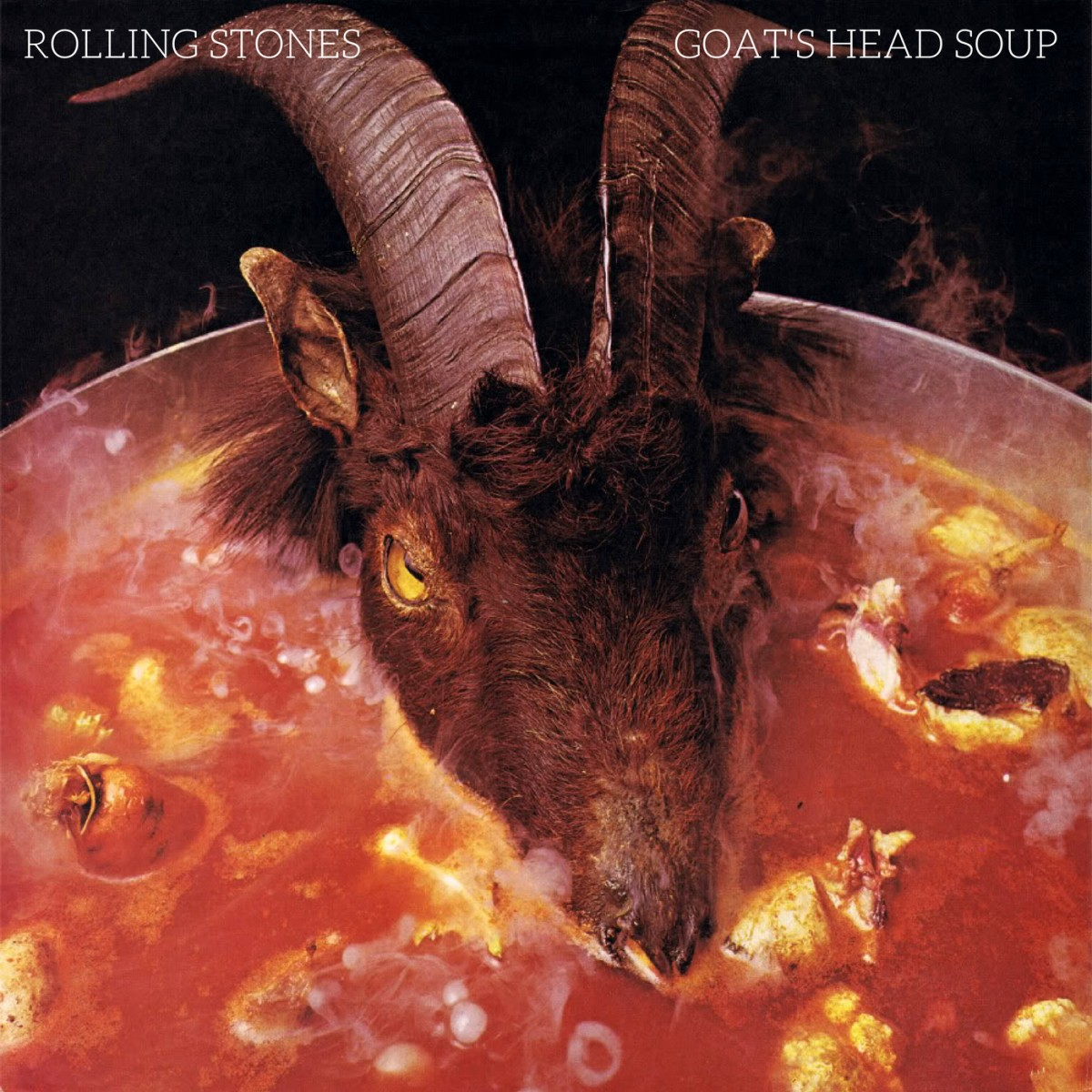 Fotografia interior de 'Goats Head Soup'