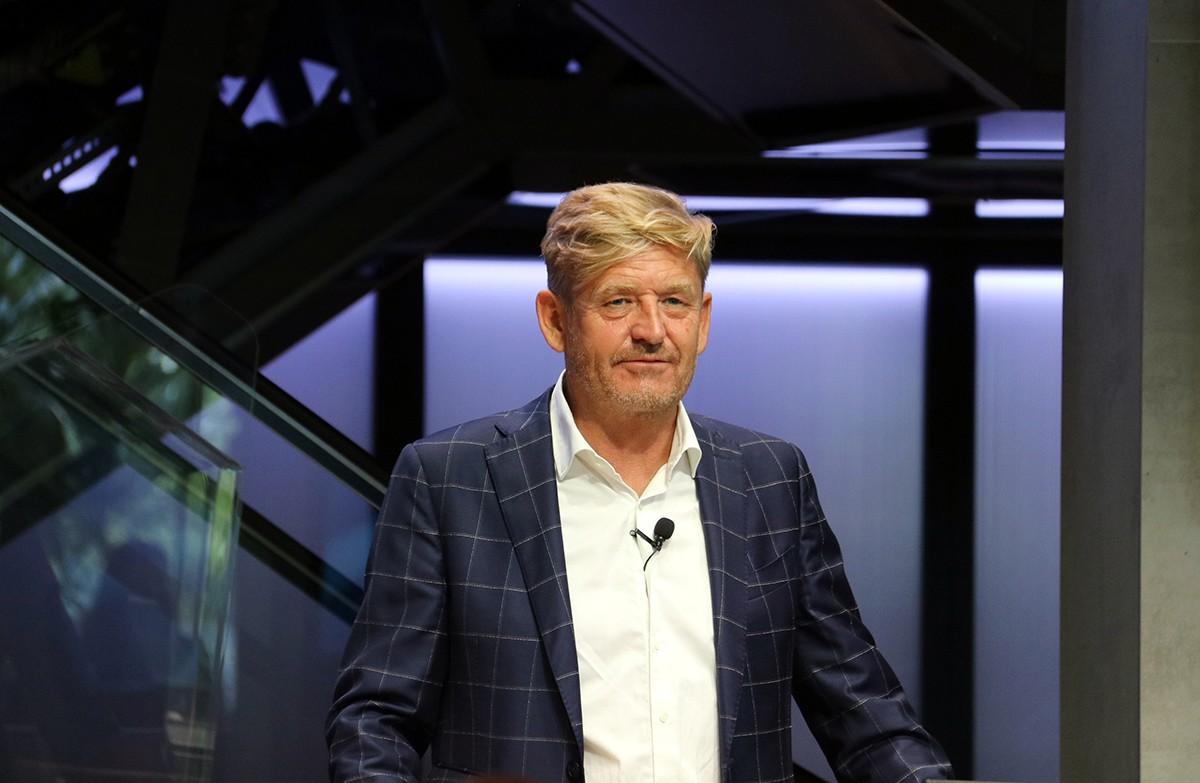 El nou president de Seat, Wayne Griffiths