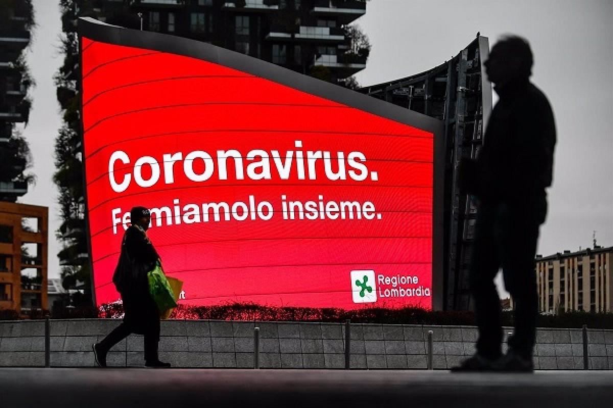 Les xifres de la pandèmia ha Itàlia han caigut en picat.
