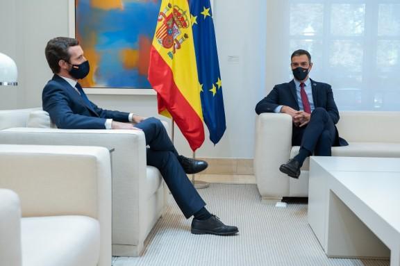 El PP retalla distàncies al PSOE, segons el CIS