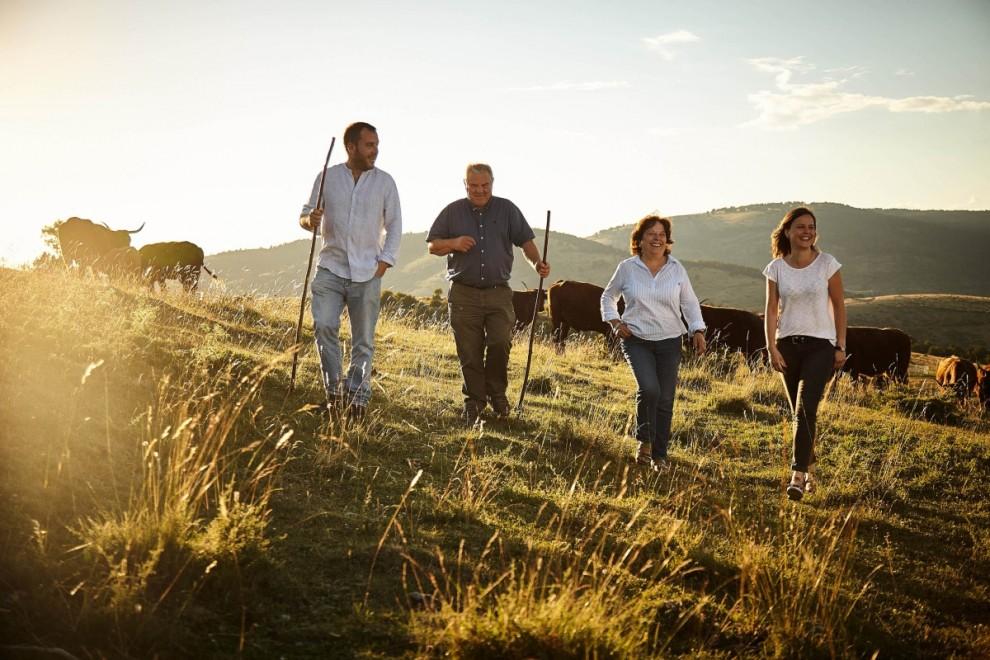 La família de Cal Tomàs ja va ser premiada en el concurs els anys 2017 i 2018