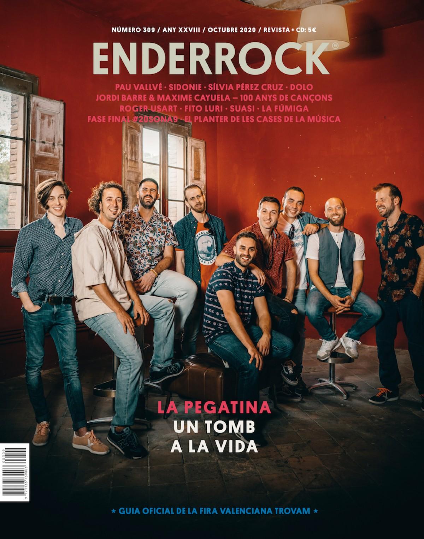 Portada Enderrock 309