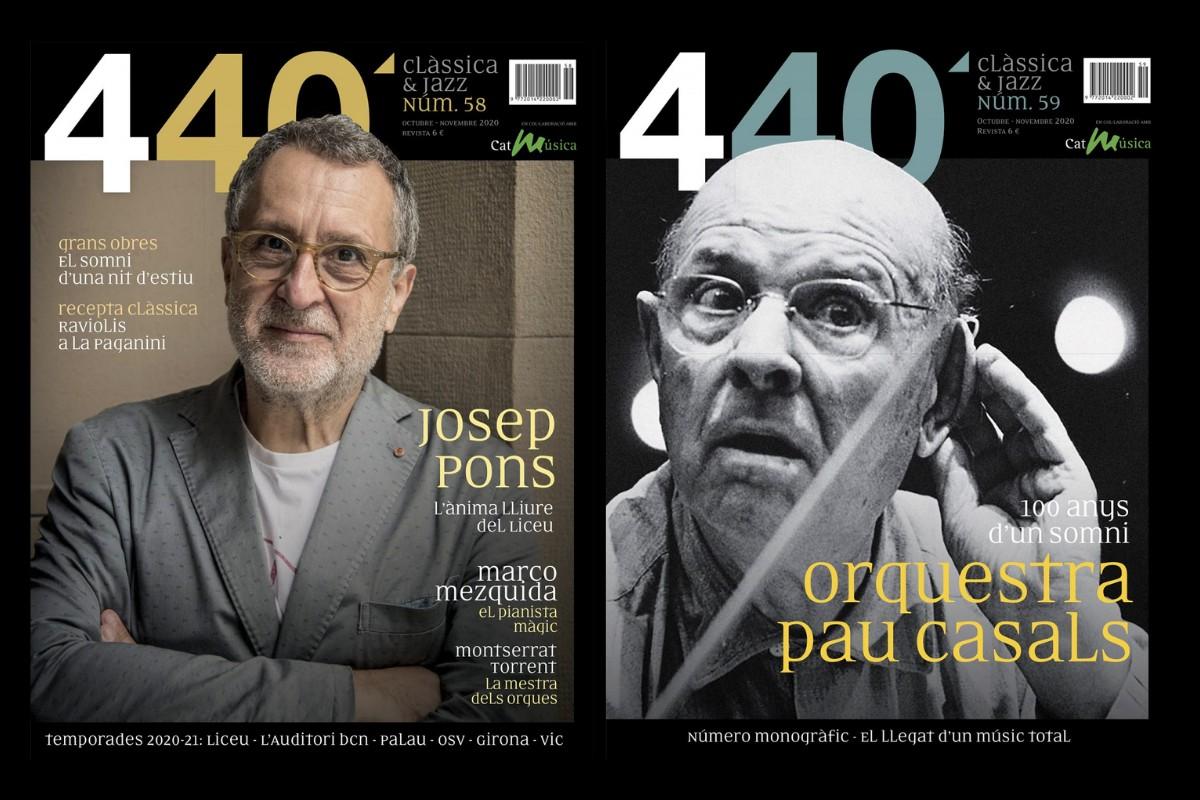 Doble número de '440 Clàssica & Jazz'