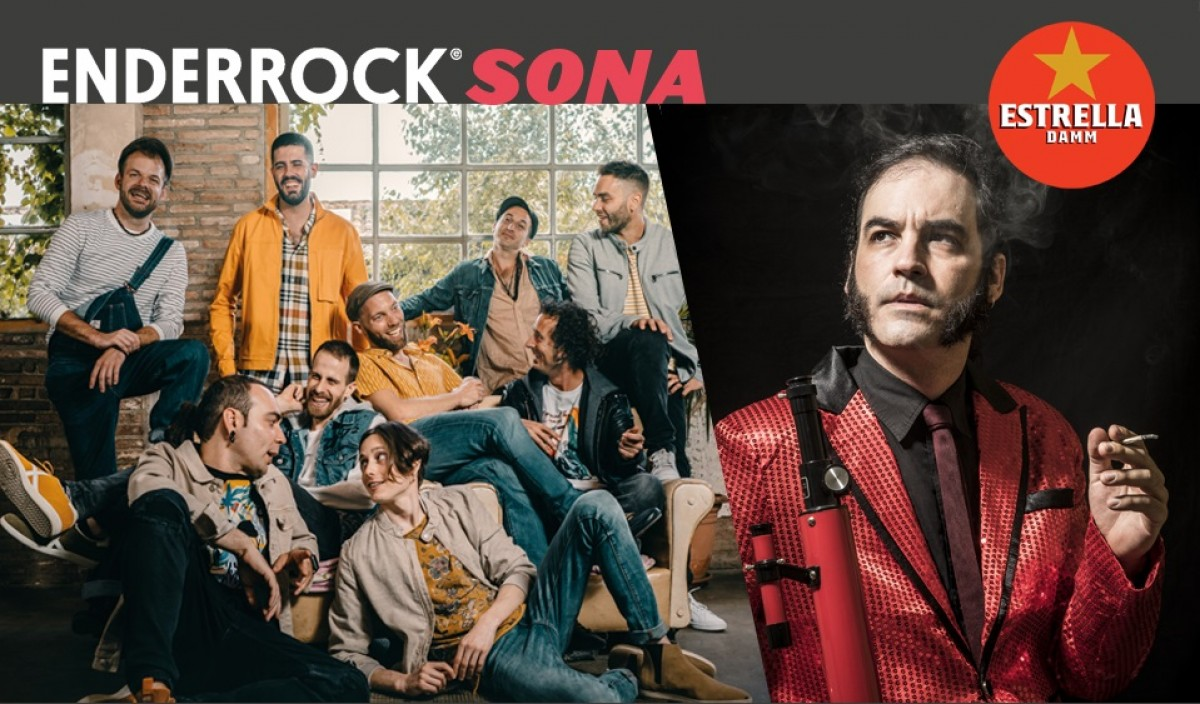Enderrock Sona octubre 2020