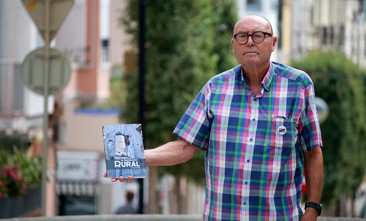 Anton Monner és l'autor del llibre 'El despoblament rural'