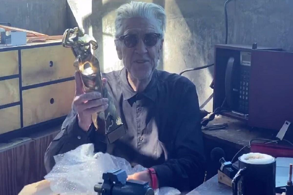 David Lynch, agraïnt el Gran Premi Honorífic del Festival de Sitges des de casa | ACN