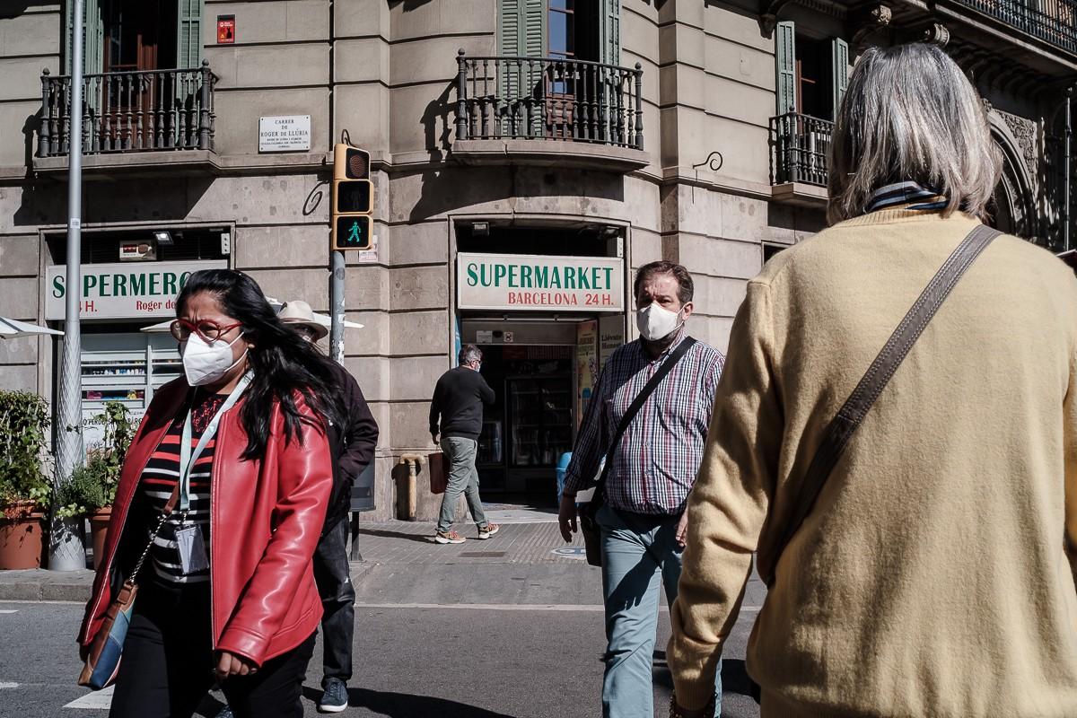Un supermercat 24h al centre de Barcelona