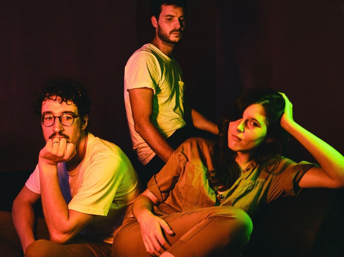 Laura Esparza, Carlos Esteban i Ivan Espí