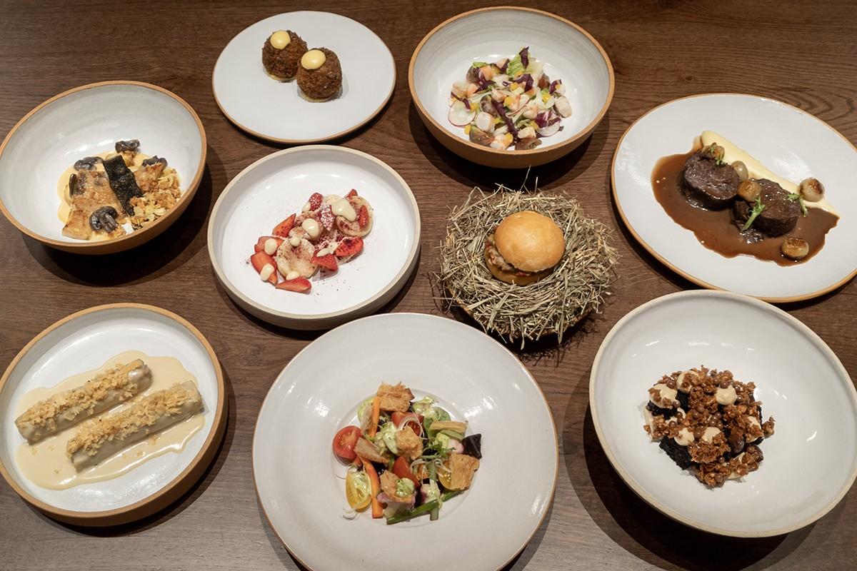 Menjar per emportar del Sentit Comú (Restaurant Cinc Sentits).