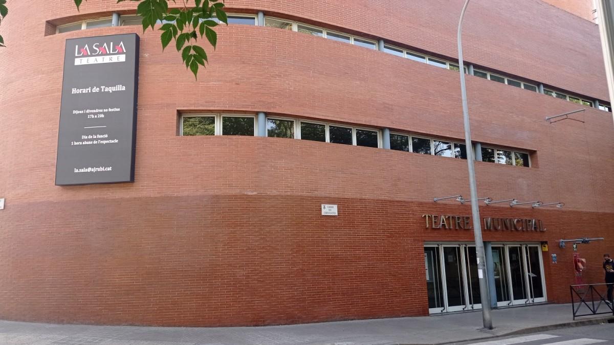 El teatre municipal La Sala de Rubí