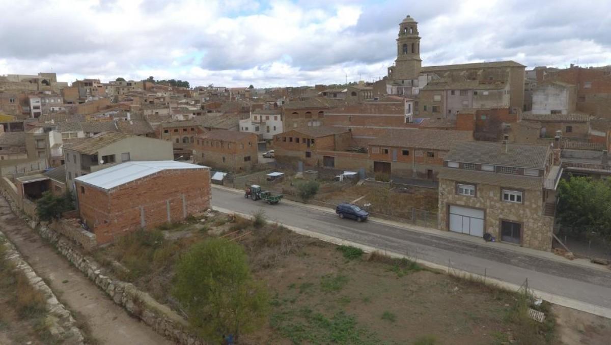 Imatge del municipi de l'Albi, a les Garrigues