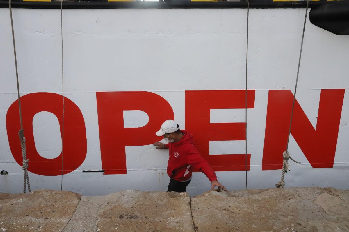 L'Open Arms torna al Mediterrani per salvar vides