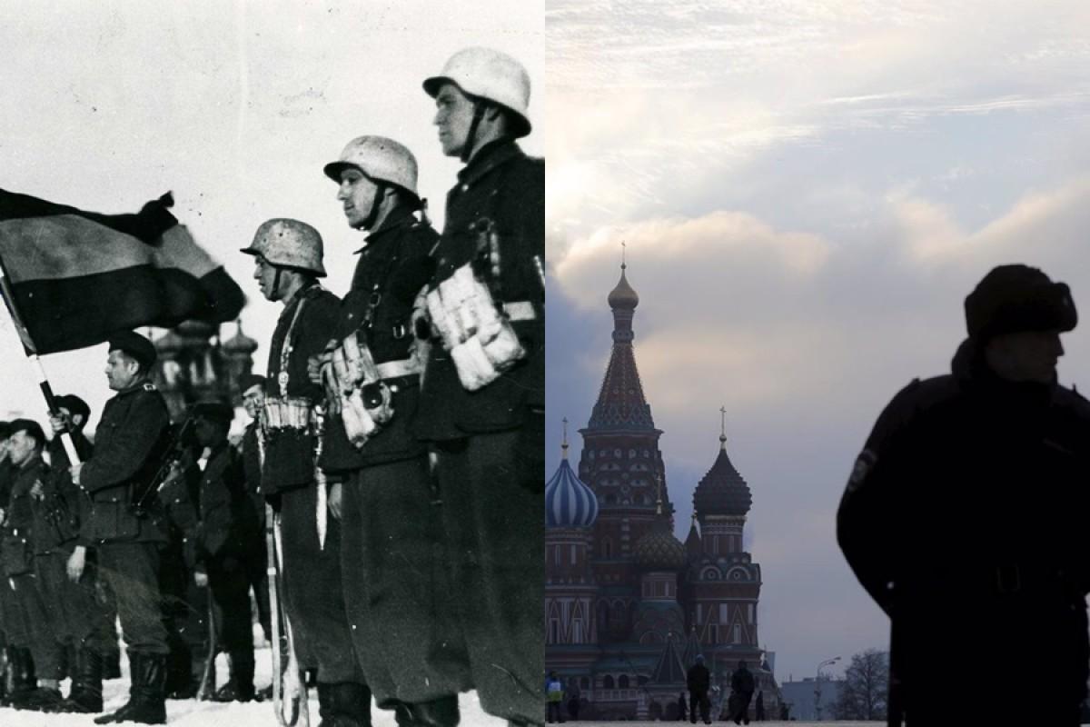 La División Azul i el Kremlin