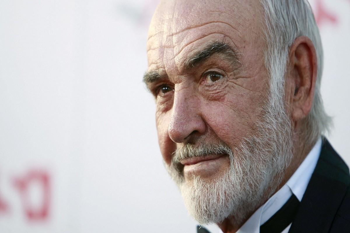 Sean Connery, en una imatge d'arxiu